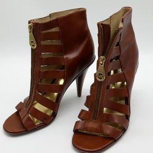 MICHAEL Michael Kors Leather Heels. Like New